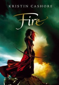 It's not just her name that's hot! Click to view Fire on GoodReads.
