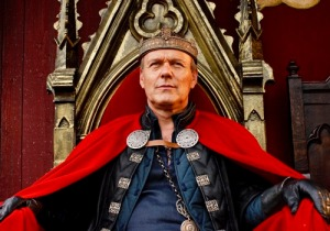 KING GILES IS THE KING OF ALL KINGS!