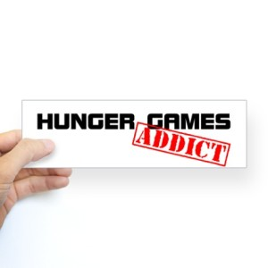 hunger_games_addict_sticker_bumper