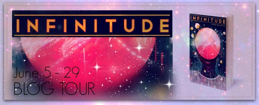 Infinitude Blog Tour Banner