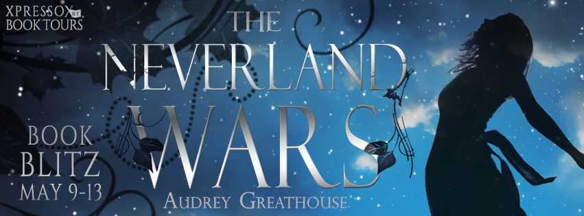 Book Blitz: The Neverland Wars #BookPromo #Giveaway