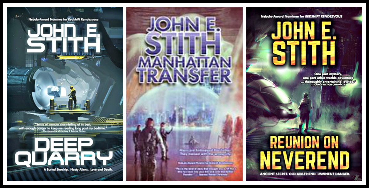Author Spotlight: John E. Stith #SciFi #BookPromo