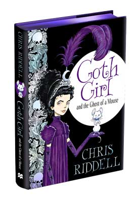 Goth-Girl-and-the-Ghost-of-a-Mouse-Chris-Riddell