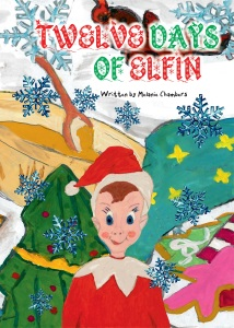Twelve Days of Elfin Cover